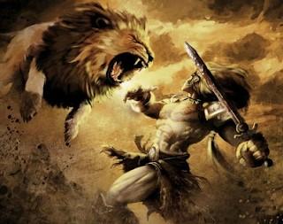 Leo – Matar al León de Nemea y traer su piel