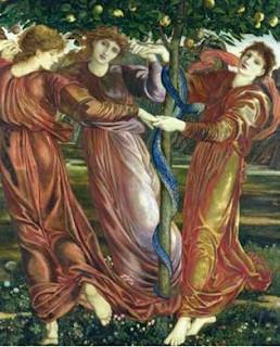 Géminis – Las Manzanas de oro del Jardín de las Hespérides